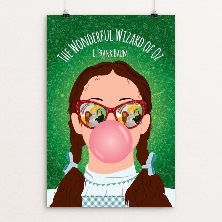 The Wonderful Wizard of Oz by Mykel Vanek
