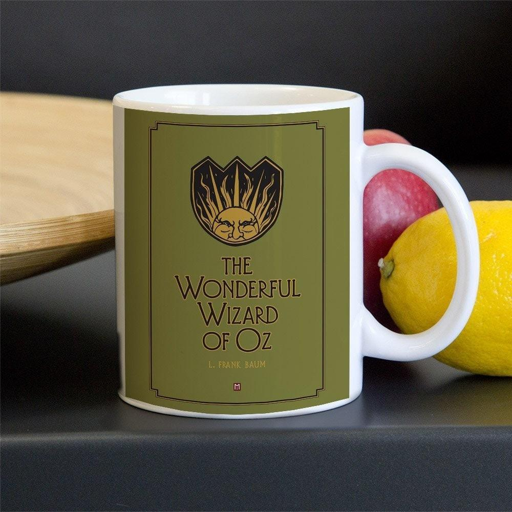 The Wonderful Wizard of Oz Mug by Ed Gaither