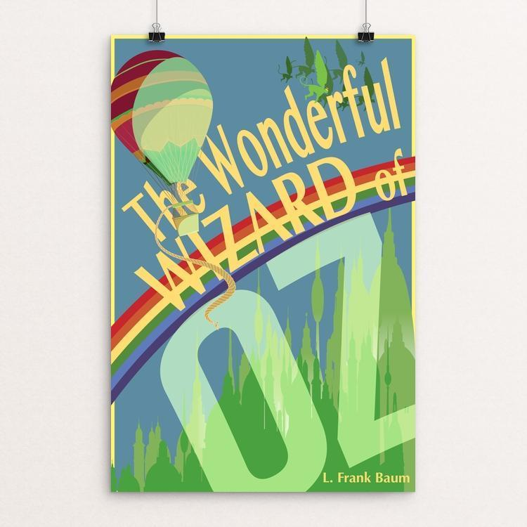 The Wonderful World of Oz by Don Dauphinee