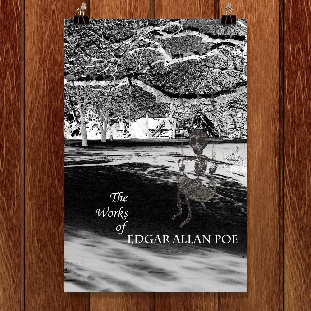 The Works of Edgar Allan Poe 3 by Nichole Diaz
