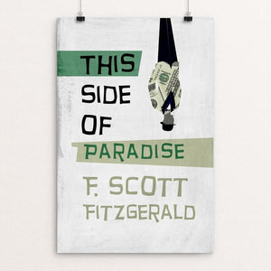 "This Side of Paradise by Sawsan Chalabi 12"" by 18"" Print / Unframed Print Recovering the Classics"