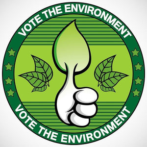 Thumbs up for the Environment! by David Jimenez