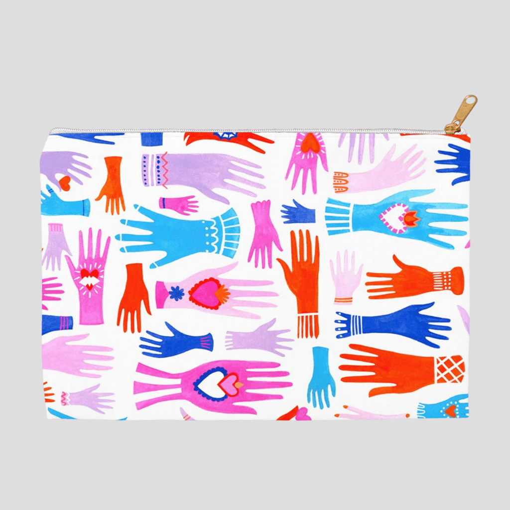 Todos Juntos Accessory Bag by Andrea Floren