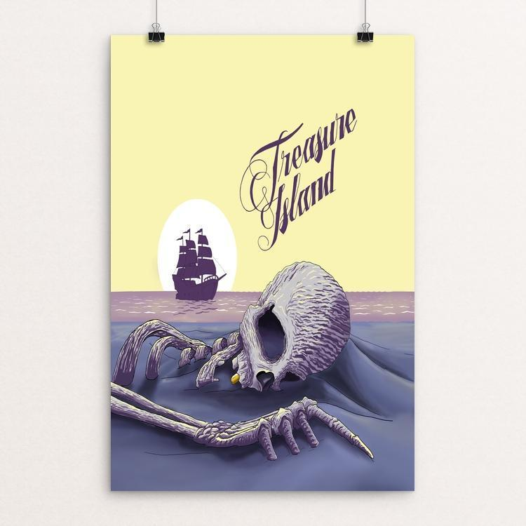 Treasure Island by Owen LaMay