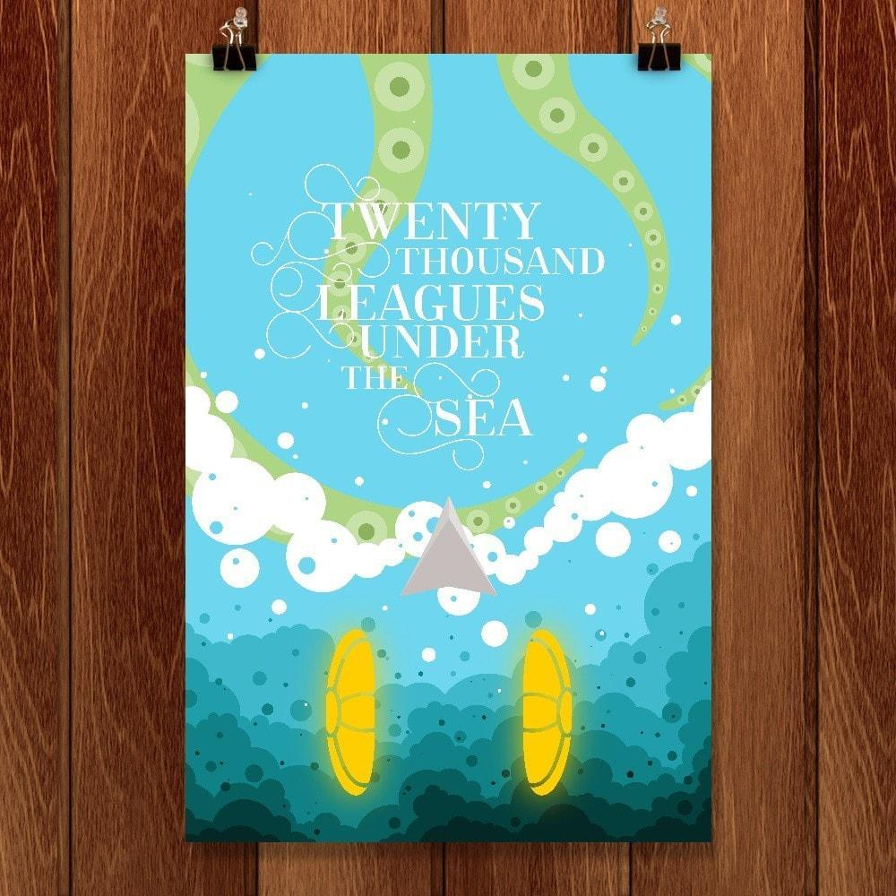 Twenty Thousand Leagues Under the Sea by Ben Farrow