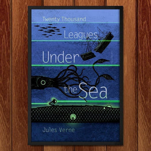 Twenty-Thousand Leagues Under the Sea by Brixton Doyle