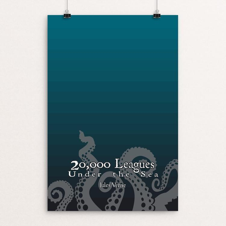 Twenty Thousand Leagues Under the Sea by Jared Harward