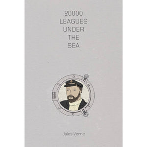Twenty-Thousand Leagues Under the Sea by Naomi Sloman
