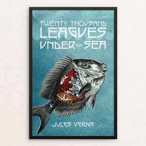 Twenty-Thousand Leagues Under the Sea by Wade Greenberg