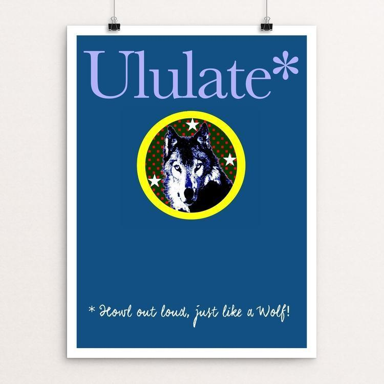 Ululate Like a Wolf by Bob Rubin