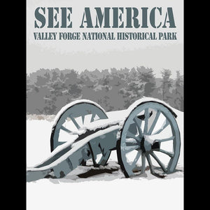 Valley Forge National Historical Park 2 by Bill Vitiello