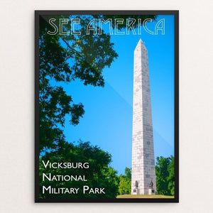 Vicksburg National Military Park by Zack Frank