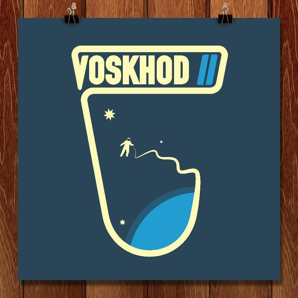 Voskhod 2 by Design by Goats