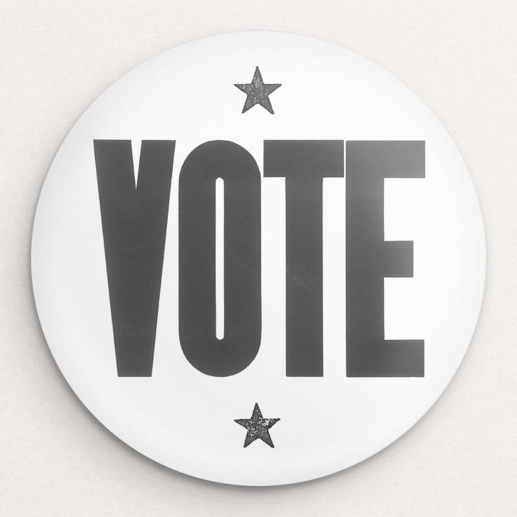 * VOTE * Button by Mister Furious Single Buttons Vote!