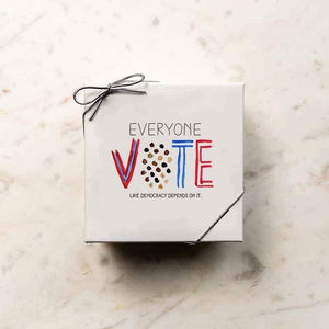 Vote! Coaster Set