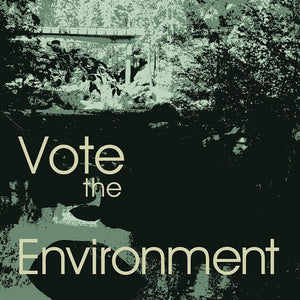 "Vote for the Water by Lyla Paakkanen 12"" by 12"" Print / Unframed Print Vote the Environment"