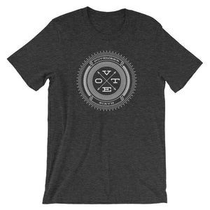 Vote November Sixth Men's T-Shirt by Michael Czerniawski S / Dark Heather Gray T-Shirt Vote!