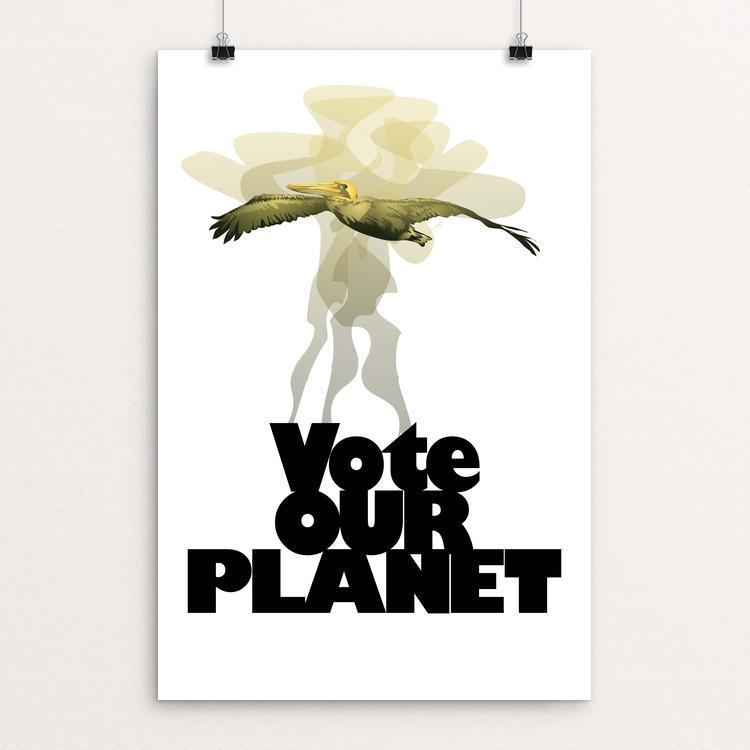 Vote the Air by Lyla Paakkanen