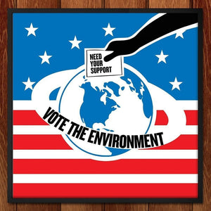 Vote the Environment 1 by Vikram Nongmaithem