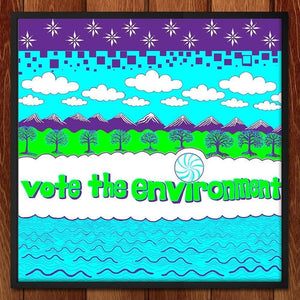 Vote the Environment 2014 by Rex Flodstrom