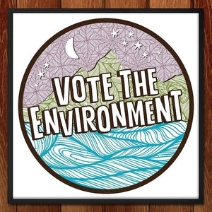 Vote the Environment by Daniel Gross