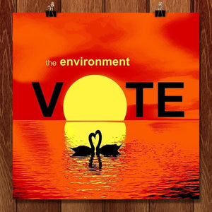 Vote the Environment by Olesya