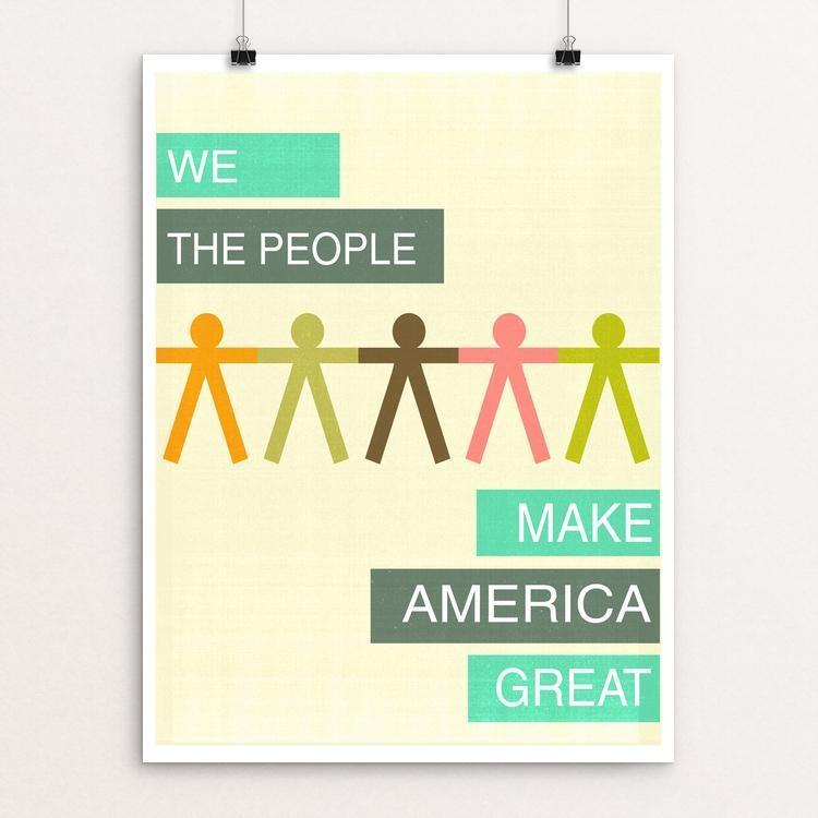 We, The People by Meredith Watson