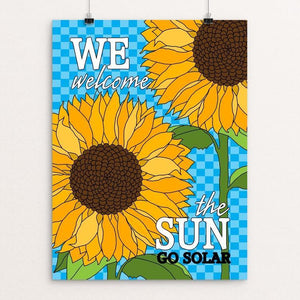 We Welcome the Sun by Lisa Vollrath