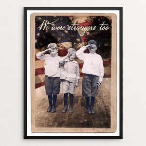 We Were Strangers Too by Don Henderson