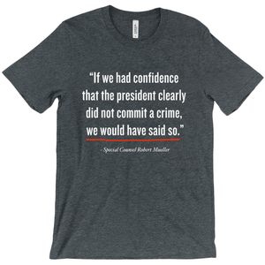 We Would Have Said So T-Shirt by Aaron Perry-Zucker Deep Heather / Extra Small (XS) T-Shirt Creative Action Network