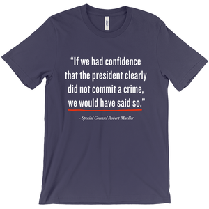 We Would Have Said So T-Shirt by Aaron Perry-Zucker Navy / Extra Small (XS) T-Shirt Creative Action Network