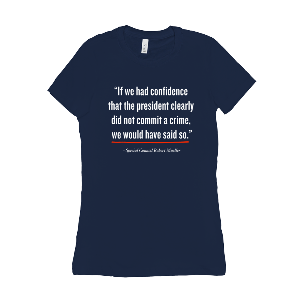 We Would Have Said So Women's T-Shirt by Aaron Perry-Zucker Black / Small (S) T-Shirt Creative Action Network
