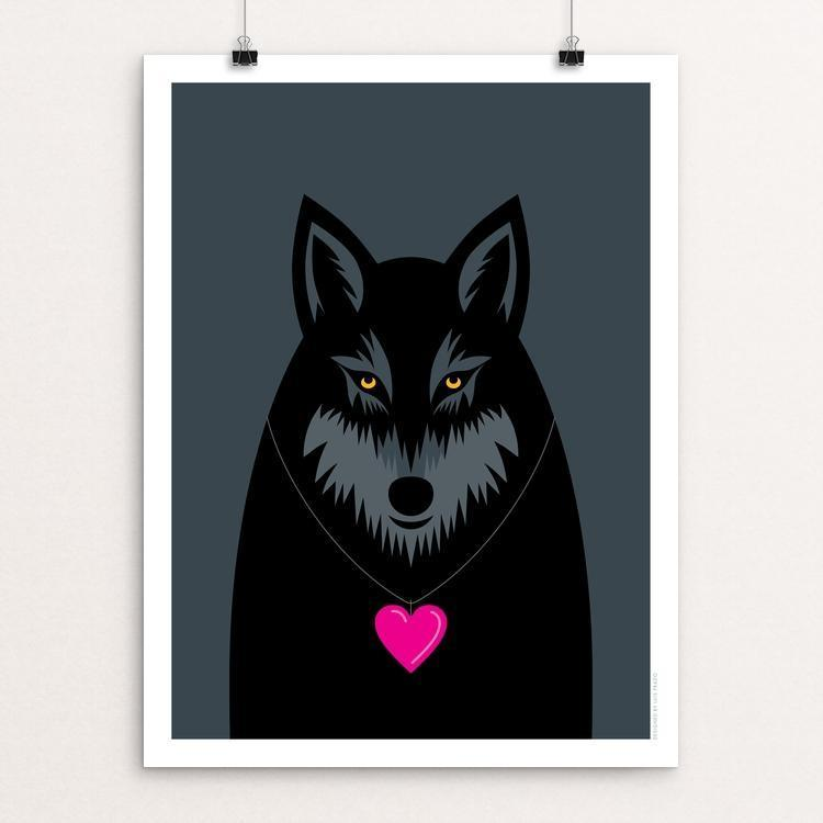 Wolf Love by Luis Prado