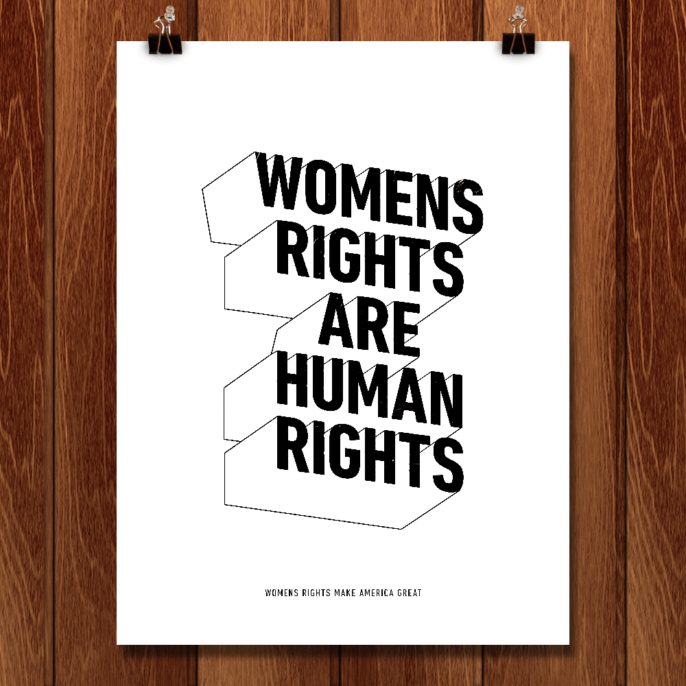 Womens Rights by Laura Jansen Strohbusch