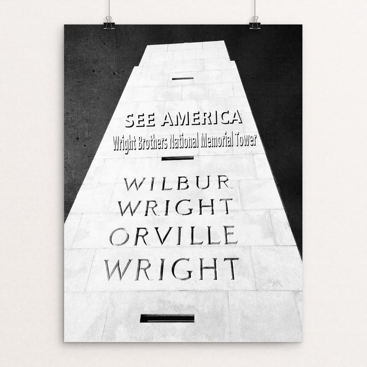 Wright Brothers National Memorial 2 by Bryan Bromstrup