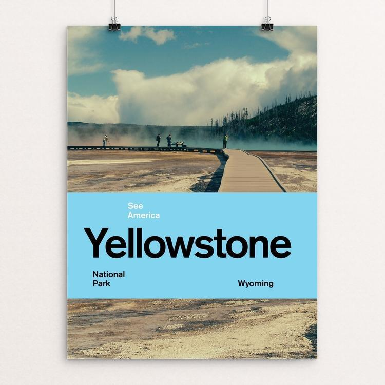Yellowstone National Park 2 by Brandon Kish
