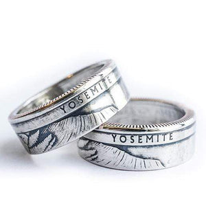 Yosemite National Park Coin Ring Ring See America