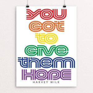 You Got To Give Them Hope by Christopher Wachter