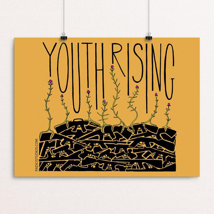 Youth Rising by Jennifer Bloomer