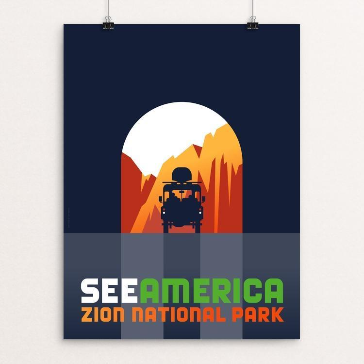Zion National Park by Luis Prado | Creative Action Network