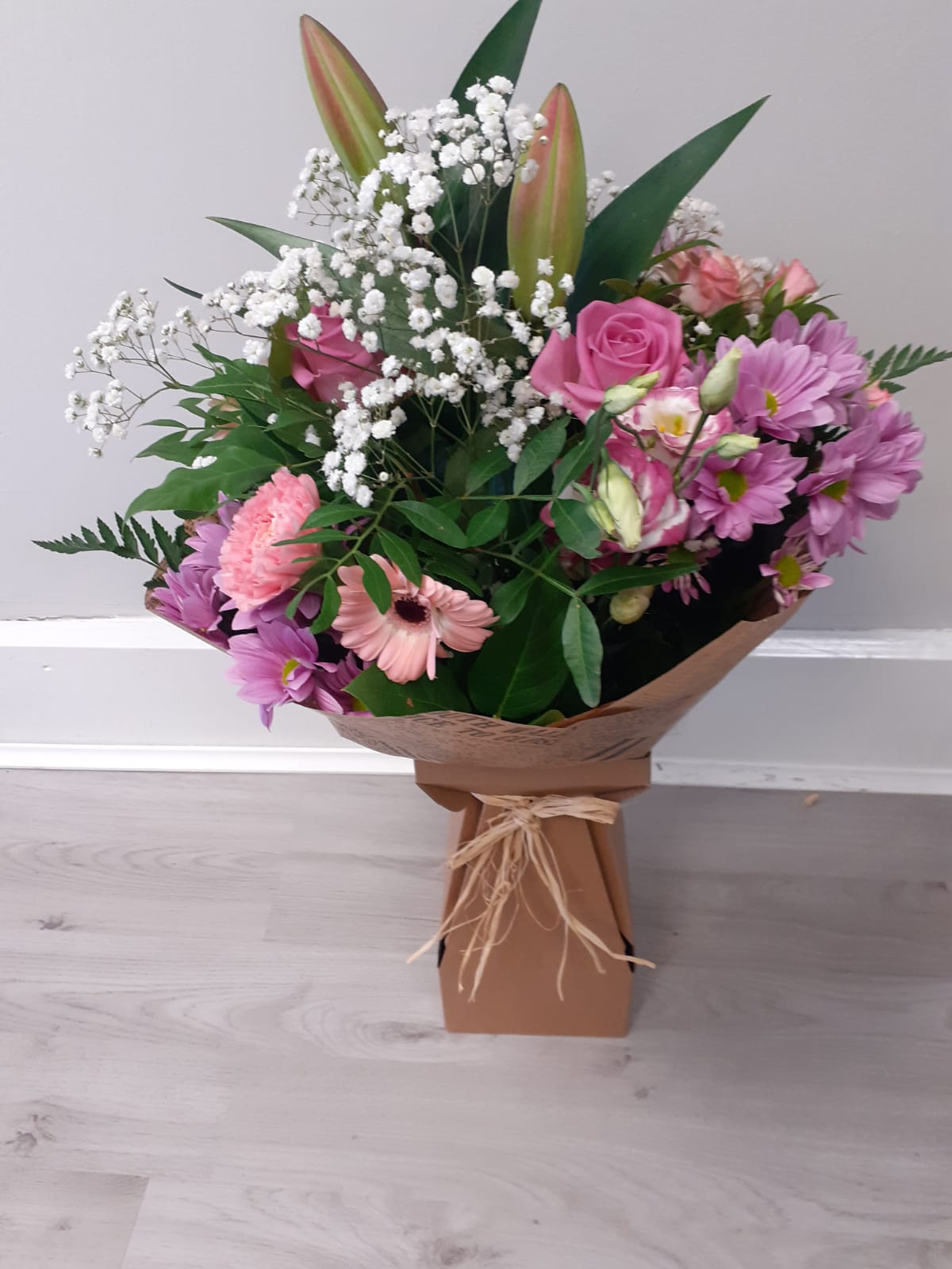 The Florist Choice Bouquet €50