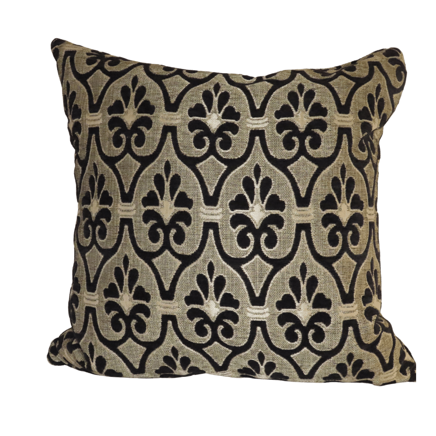 LEAF DESIGN CUSHION