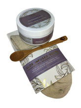 Load image into Gallery viewer, ALOE VERA SPA SOCKS & NOURISHING BODY BUTTER - EUCALYPTUS