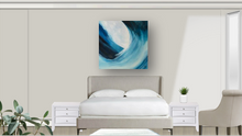 Load image into Gallery viewer, CUSTOM ART - CATCH A WAVE
