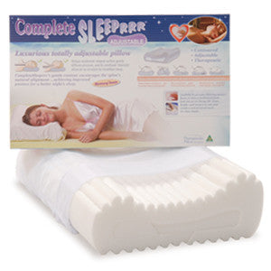 Complete Sleeprrr Memory Pillow (Original)