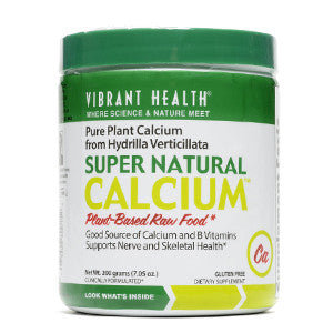 Super Natural Calcium