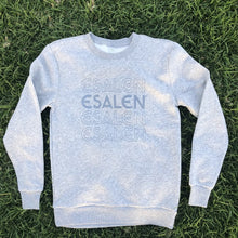 Load image into Gallery viewer, Esalen Eco Cozy Sweatshirt in Grey, Size L