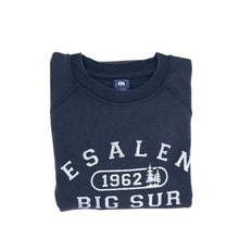 Load image into Gallery viewer, Esalen 1962 Sweatshirt in Vintage Navy - Size XLarge
