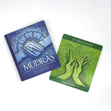 Load image into Gallery viewer, Mudras Card Deck for Awakening the Energy Body by Alison DeNicola