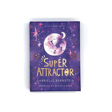 Load image into Gallery viewer, Super Attractor Deck by Gabrielle Bernstein